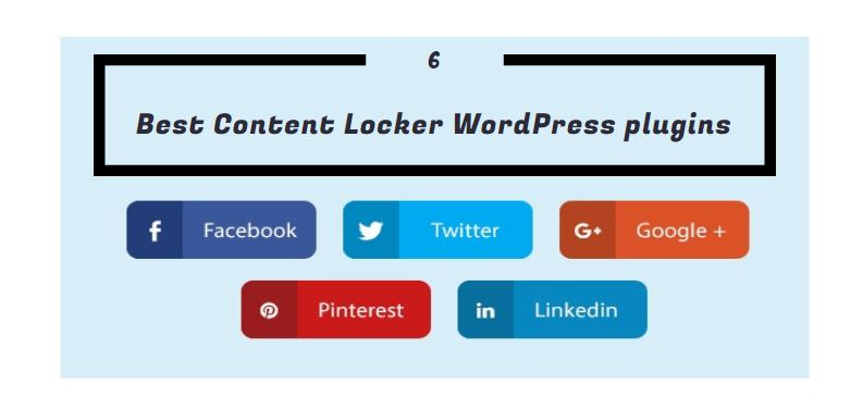 Content Locker WordPress plugins