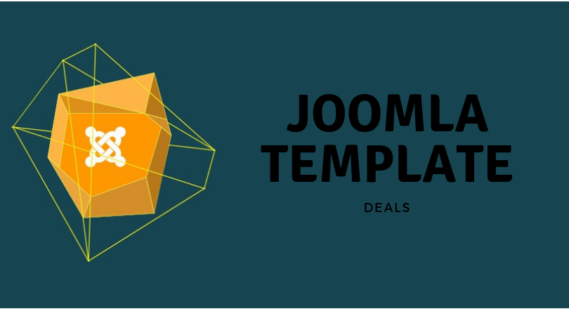 Joomla Template Deals